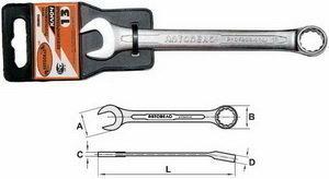 Ключ комбинированный 8х8мм Professional АВТОДЕЛО АВТОДЕЛО 36008, 11160