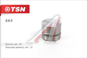 Толкатель клапана DAEWOO Nexia комплект 8шт. TSN 6.6.5, 96184997, 90324449