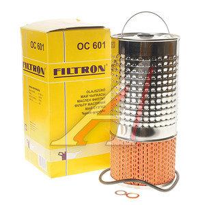 Фильтр масляный MERCEDES G (W460) FILTRON OC-601, OX78D, A0001802509