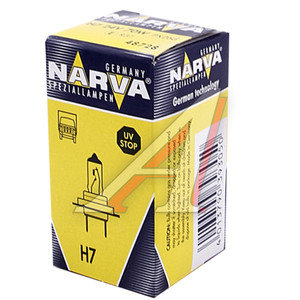 Лампа H7 24V 70W NARVA 48728, N-48728