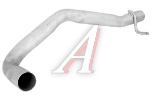 Труба выхлопная глушителя ГАЗ-27057,33027 (4х4) (ОАО ГАЗ) 27057-1203170-10