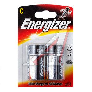 Батарейка C LR14 1.5V Alkaline Base блистер (2шт.) ENERGIZER EN-LR14бл