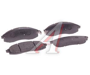 Колодки тормозные MITSUBISHI L200 передние (4шт.) OE MR527550