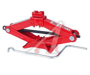 Домкрат винтовой 2т ромбический 90-380мм BIG RED T10202