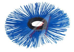 Диск щеточный D=120х550мм без проставки (полипропилен) 3-фиксатора СПб ДЩ-120х550ПБПЗ