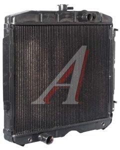 Радиатор ГАЗ-3307 медный 2-х рядный (теплоотдача +30%) ЛРЗ 3307-1301010, 122.1301010