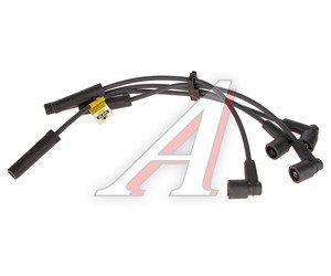 Провод высоковольтный ВАЗ-21214 комплект силикон SLON 21214-3707080-10, 21214-3707080-14