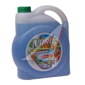 Жидкость омывателя летняя 4.5л NORD WAY ОЖ Л-4.5 NORD WAY