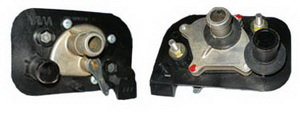 Кран ВАЗ-2108,УАЗ-3160,3163 отопителя керамика ЯВВА 2108-8101150, 2108-8101150-12