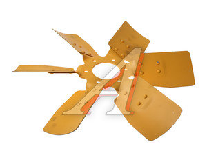 Вентилятор Д-246, 6-лопастной, обратного хода, металл (ММЗ) 245-1308040-Б