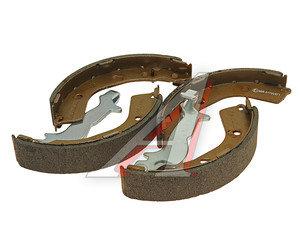 Колодки тормозные HYUNDAI Getz (02-) задние барабанные (4шт.) FENOX BP53008, GS8737, 58305-1CA00