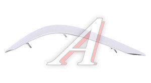 Накладка облицовки бампера ВАЗ-2192 переднего левая 2192-2803083, 21920280308300, 21920-2803083-00