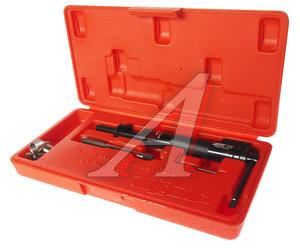 Набор инструментов для восстановления резьбы свечей зажигания (пружинная вставка М11х1.5) 5шт. JTC JTC-4310,