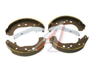 Колодки тормозные FORD Focus 2 задние барабанные (эконом) (4шт.) OE 1689600