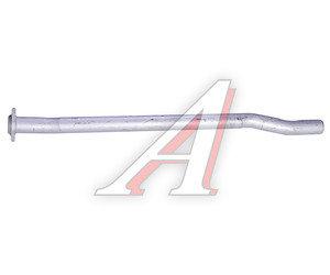 Труба промежуточная глушителя ГАЗ-31105 дв.Крайслер (ОАО ГАЗ) 31105-1203238