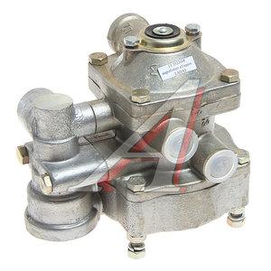Клапан ЗИЛ,КАМАЗ,МАЗ двухпроводный управления тормозами прицепа с клапаном обрыва ПААЗ 11.3522008