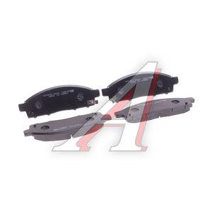 Колодки тормозные MITSUBISHI Pajero Sport,Montero Sport (08-),L200 (06-) передние (4шт.) HSB HP9293, 4605A198