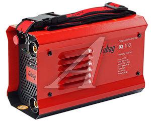 Аппарат сварочный 6.0кВт 20-160А d=1.6-4.0 инвертор понижения напряжения FUBAG FUBAG IQ 160, 68319