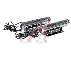 Огни ходовые дневного света LED 8 светодиодов 5000К TORINO 04917, JH-84,