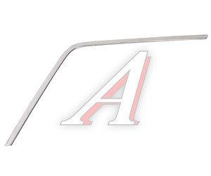Уплотнитель стекла ВАЗ-2106 двери передней верхний левый 2103-6103317,
