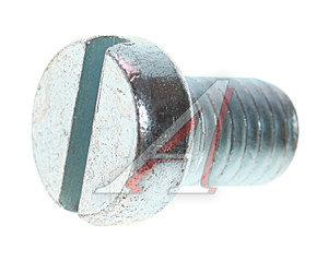 Винт М8х1.25х12 цилиндр под шлиц DIN84