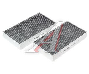 Фильтр воздушный салона MERCEDES M (W164) угольный FILTRON K1200A-2X, LAK295/S, A164830021864