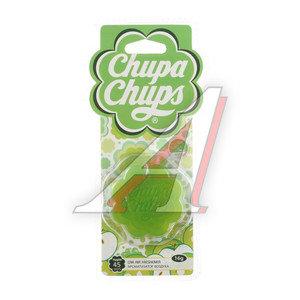 Ароматизатор подвесной гелевый (яблоко) 18г CHUPA CHUPS CHP501