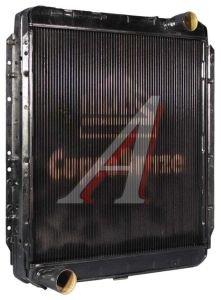 Радиатор КАМАЗ-54115 медный 3-х рядный Купробрейз ШААЗ 54115-1301010, 54115Ш-1301010-01