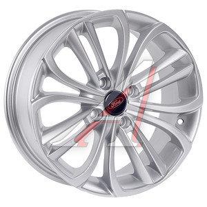 Диск колесный литой FORD Ecosport R16 FD118 S REPLICA 4х108 ЕТ37,5 D-63,3,