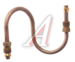 Трубка тормозная ЗИЛ-433360 от тройника клапана защитного к баллону АМО ЗИЛ 4331-3560202-10