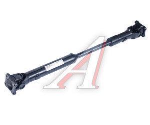 Вал карданный УАЗ-3741 передний КПП 5-ст. (L=738) ЗМЗ SOLLERS 33036-2203010-10, 3303-60-2203010-96