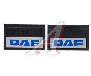 Брызговик 40х60см (DAF) с светоотражающей белой основой комплект АВТОТОРГ АТ-8021