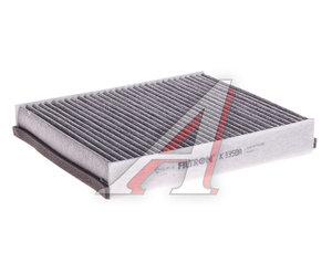 Фильтр воздушный салона FORD Focus 3 (1.0-2.0),Kuga (02.13-) (1.6-2.0) угольный FILTRON K1350A, LAK875