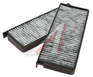 Фильтр воздушный салона SSANGYONG Rexton (02-) угольный OE 6812008040