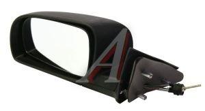 Зеркало боковое ВАЗ-2170 левое механический привод ДААЗ 2170-8201051, 21700820105100, 21700-8201051-00