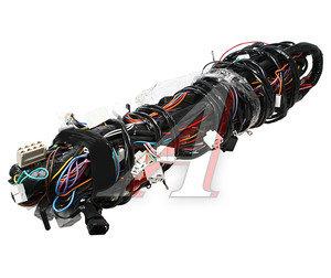 Проводка КАМАЗ-6520 комплект 6 жгутов (кабины, гидромуфты, кор.фар, МКД, бака топливного, ЭФУ) 6520-3724010