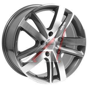 Диск колесный литой AUDI Q5,A6 (11-) R18 A47 GMF REPLICA 5х112 ЕТ39 D-66,6