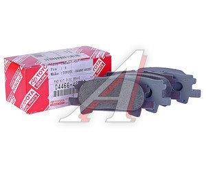 Колодки тормозные LEXUS RX300 (03-) задние (4шт.) OE 04466-48060, GDB3339, 04466-44010/04466-44010/04466-45010/04466-28050
