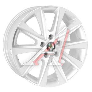 Диск колесный литой SKODA Superb (15-) R17 SK16 SF REPLICA 5х112 ЕТ40 D-57,1