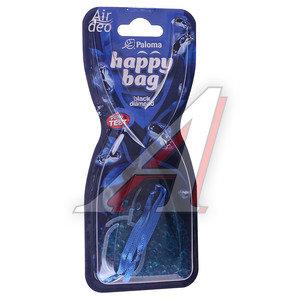 Ароматизатор подвесной гранулы (черный алмаз) мешочек Happy Bag PALOMA Happy Bag 210910 Черный кристалл, 210910