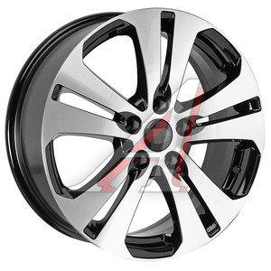 Диск колесный литой KIA Sportage (10-) R17 КС-625 АЧ K&K 5х114,3 ЕТ35 D-67,1