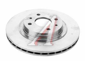 Диск тормозной ВАЗ-2112 вентилируемый 1шт. АвтоВАЗ 2112-3501070-02, 21120350107002, 2112-3501070