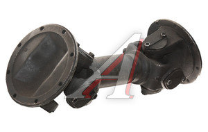 Вал карданный КРАЗ-6510 от КПП на РК (8 отверстий) L=555мм 6510-2218010-03, 6510-2218010