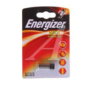 Батарейка A23 3LR50 12V Alkaline (пульт сигнализации) блистер (1шт.) ENERGIZER EN-E23A BC1, EN-E23Aбл