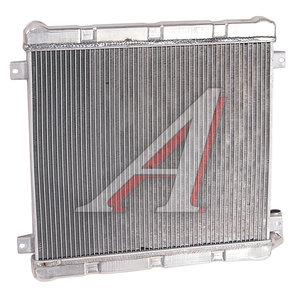 Радиатор ГАЗ-3302 Бизнес алюминиевый, дв.CUMMINS HERZOG 073-1301010, HG5 1012,