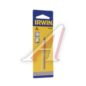 Сверло по стеклу и керамике 5.0мм Joran IRWIN 10507904