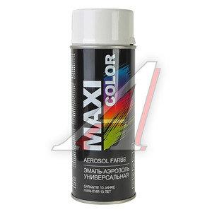 Краска белая аэрозоль 400мл MAXI COLOR MAXI COLOR 9010, 9010MX