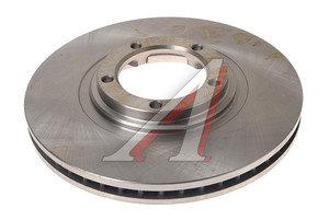 Диск тормозной HYUNDAI Porter 2 передний (1шт.) (R1018) VALEO PHC R1018, RS1018, 51712-4F000