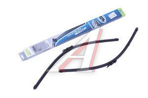 Щетка стеклоочистителя AUDI Q7 650/650мм комплект Silencio Xtrm VALEO 574654, VM454, 4L1955426A