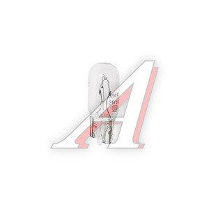 Лампа 24VхW5W (W2.1х9.5d) бесцокольная МАЯК А24-5-2 А24-5-2, 62405бц, А24-5-2